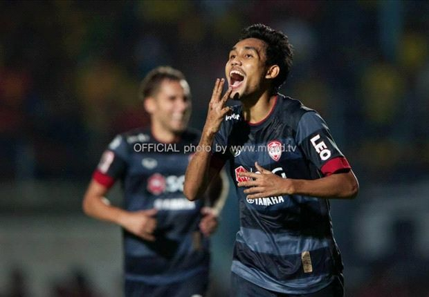 Teerasil is heading to Atletico for a second spell.