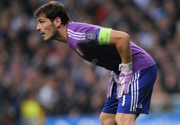 Iker Casillas: Ronaldo a born winner