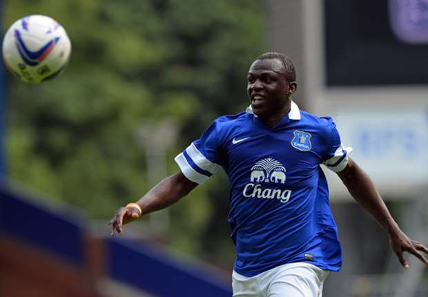 Everton striker Kone set for lengthy absence