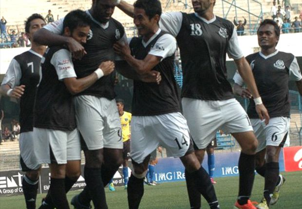 Mohammedan Sporting 1-0 Mumbai FC: Josimar's penalty seals three points for the home side