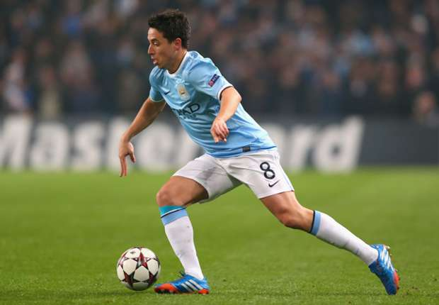 Manchester City aiming high in the Champions League - Nasri