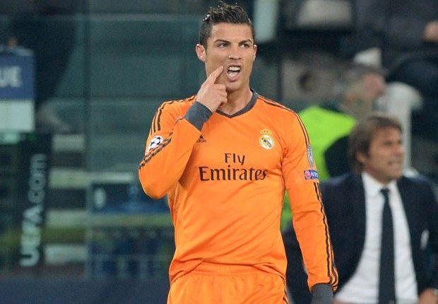 The Portuguese superstar has 21 goals in 16 games so far this season.