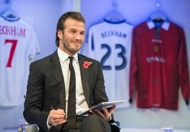 Beckham: England believe they can win World Cup