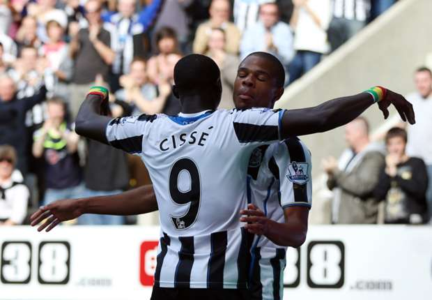 Remy: Papiss Cisse just needs one goal