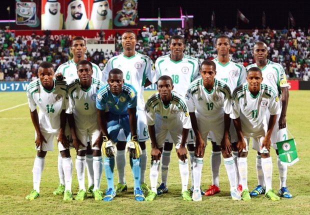 Sweden's Larsson tips Nigeria's U-17 team for the Fifa U-17 World Cup