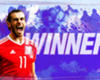 Bale voted best player of Euro groups