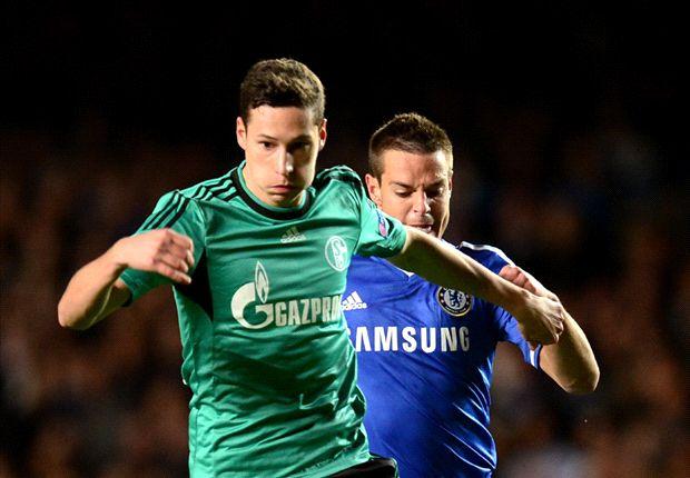 Julian Draxler stammt aus Schalkes eigener Jugendabteilung