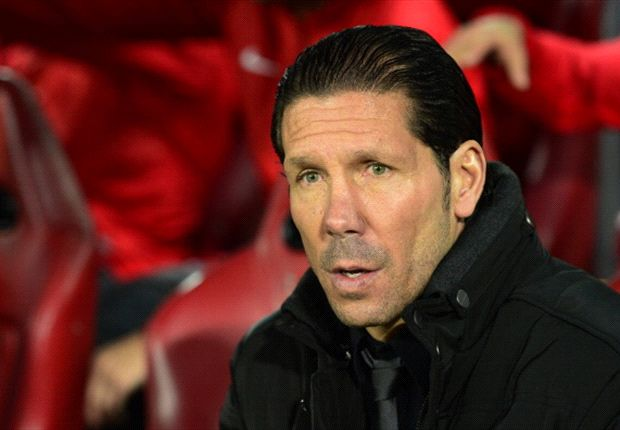 Simeone: Atletico Madrid lacked creativity