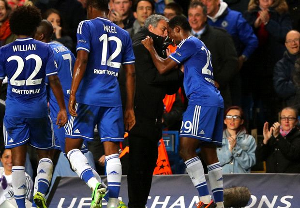 Chelsea 3-0 Schalke: Eto'o double helps edge Blues closer to last 16