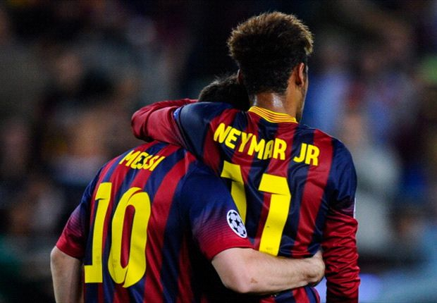 Neymar: Messi is a Barcelona cornerstone