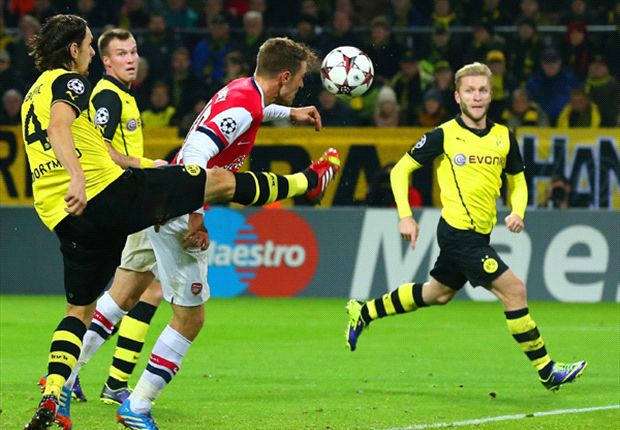 All the 'Group of Death' permutations for Arsenal, Napoli and Dortmund