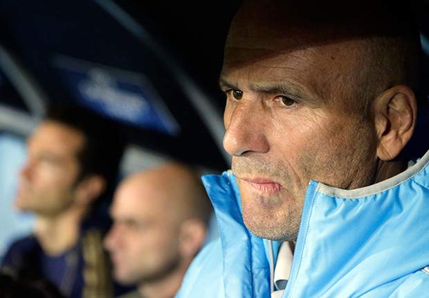 Anigo temporarily replaces Baup as Marseille boss