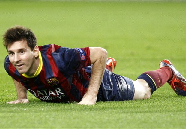 Messi injury can never be an excuse, says Martino