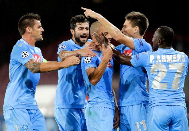 Napoli 3-2 Olympique de Marseille: Higuain seals key victory