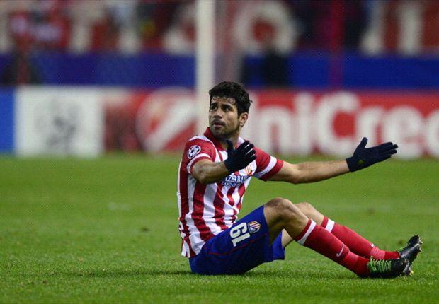 Fernando Llorente Pertanyakan Diego Costa