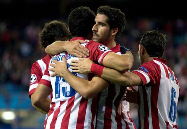 Atletico not getting carried away, says Simeone