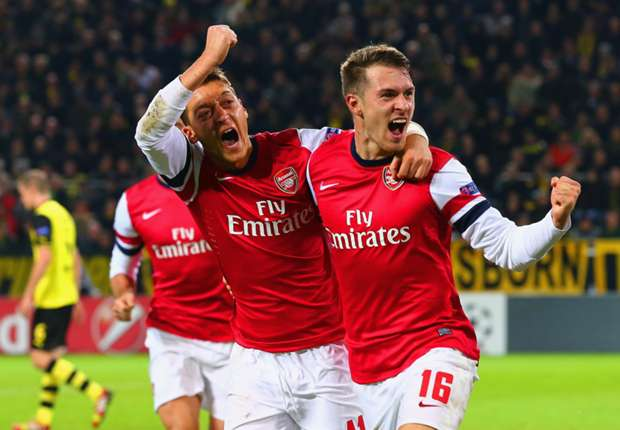 Ramsey & Arsenal come of age in Dortmund