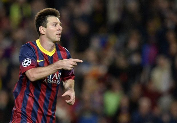 Messi admits to struggle for form