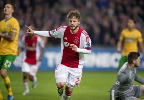 Ajax Perpanjang Kontrak Schone