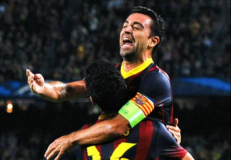 Xavi: 'Spectacular' Barcelona not coming to the end