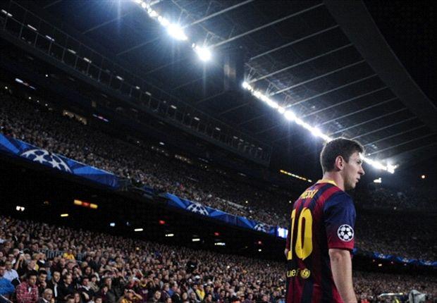 Lionel Messi est une nouvelle fois sorti sur blessure face au Bétis Séville