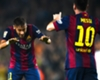Messi: Neymar is an amazing person