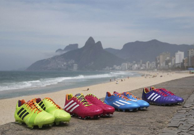 adizero f50, predator, nitrocharge and 11pro are out this month