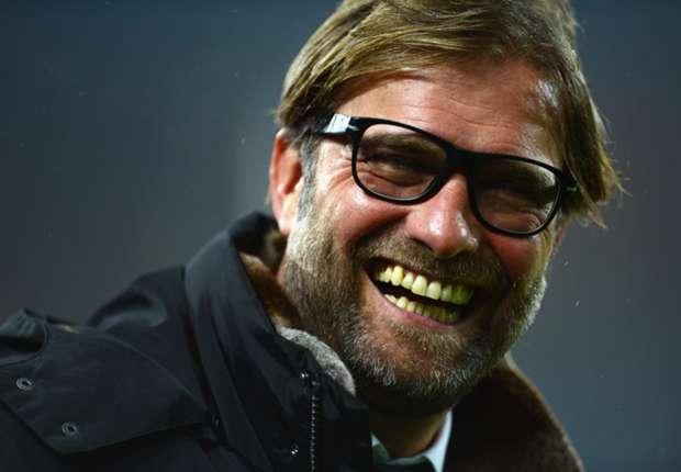 Jürgen Klopp freut sich auf das Spitzenspiel gegen den FC Bayern