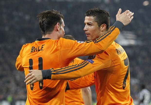 Bale: Ronaldo is 'incredible' and soon I will be back to my best too