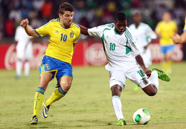 Kelechi Iheanacho hopes to land the big one against Mexico