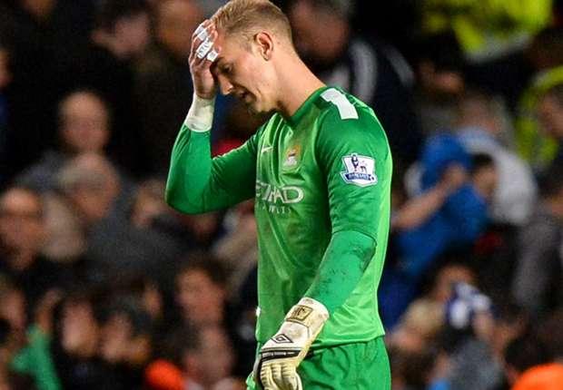 Manchester City target Caballero to help solve Hart headache