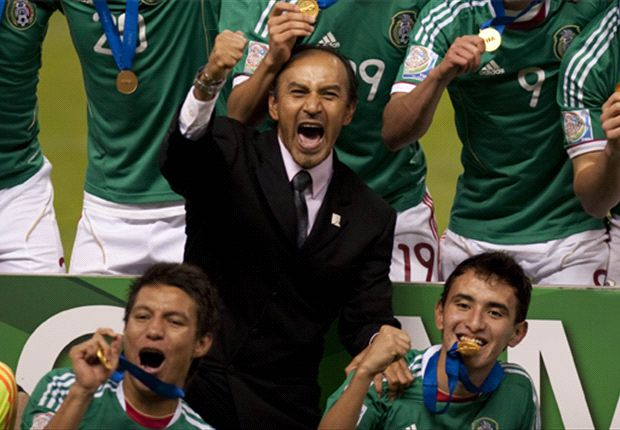 Gutierrez praises Mexico U-17's mental strength ahead of World Cup final