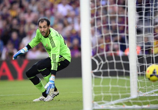 Diego Lopez: I'm privileged to be at Real Madrid