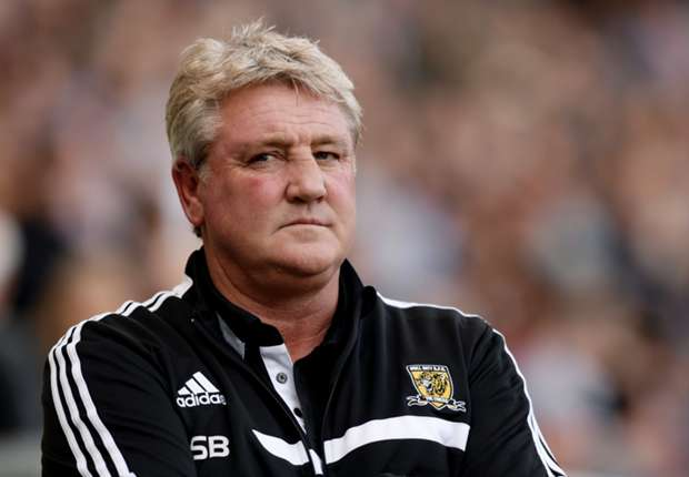 Hull boss Bruce fined by FA