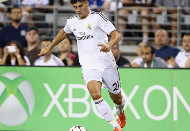 Morata: My time will come at Real Madrid
