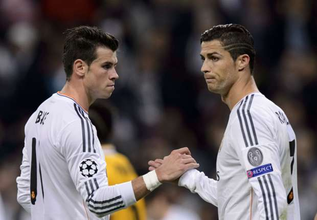 Bale: Ronaldo makes life easy for me