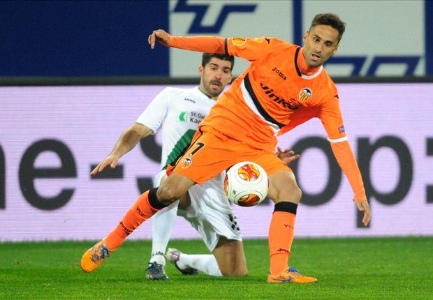 St. Gallen 2-3 Valencia: Pablo Piatti y Sergio Canales sellan la clasificación