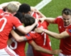 Wales defend celebrating England exit