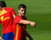 Morata: Italy defenders have told me to wear a helmet