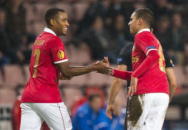 Europa League: PSV Eindhoven beendet Zagrebs Europa-Träume - Liberec schockt nachlässiges Sevilla