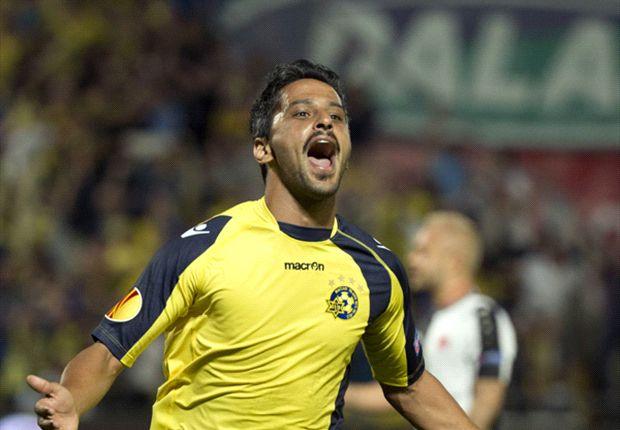 Allen Grund zur Freude: Maccabi Tel Aviv sorgte für eine faustdicke Überraschung