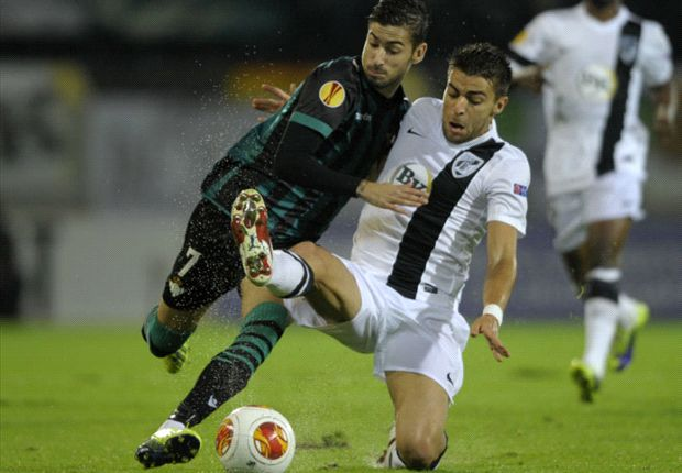REVIEW Liga Europa Grup I: Real Betis Geser Olympique Lyon