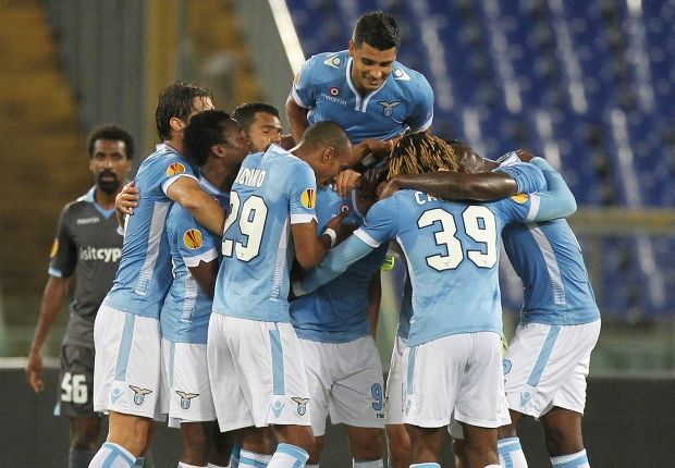 Lazio and Sevilla reach Europa League knockout phase
