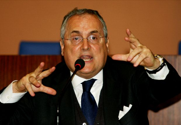 Lazio fans will be punished, fumes Lotito
