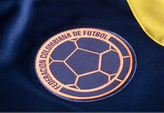 La nueva camiseta de Colombia