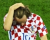 'The best team are going home' - Rakitic & Modric distraught after Croatia exit