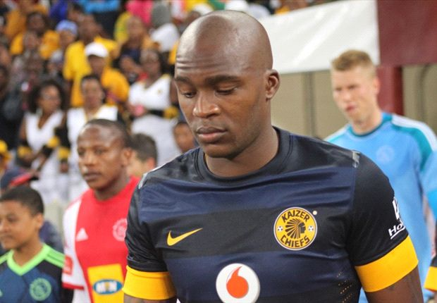 Gould's goal wasn't enough to rescue Kaizer Chiefs