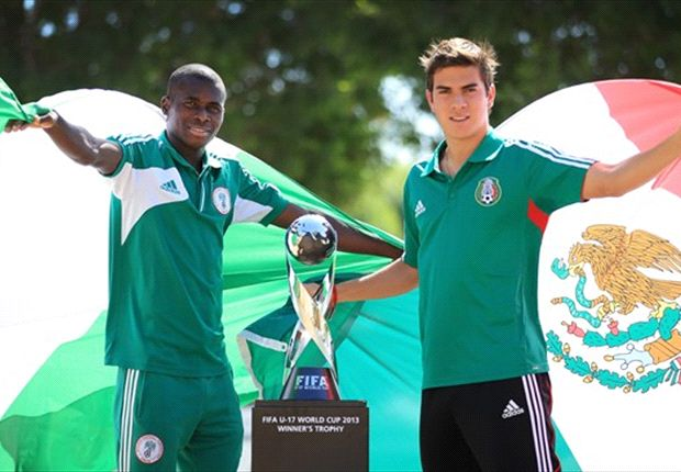 Mexico U17-Nigeria U17 Preview: 90 minutes to glory for the Golden Eaglets
