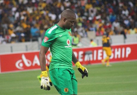 EXCL: Chiefs unable to convince Khune yet