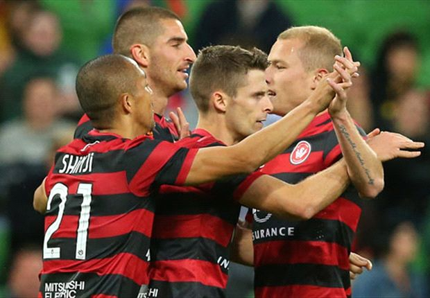 Melbourne Heart 0-1 Western Sydney: Cole's first-half strike sinks Heart